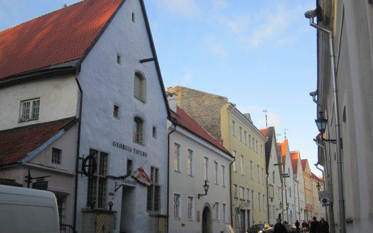 Пешеходная экскурсия по Старому городу Таллина. Лабиринты узких улочек, церкви, средневековые дома. Бронирование